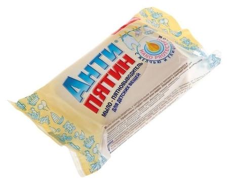 Мыло-пятновыводитель для детских вещей  Антипятин