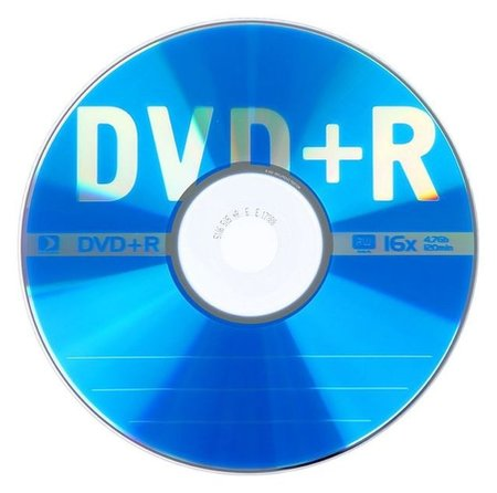 Диск Dvd+r Data Standard, 16x, 4.7 Гб, конверт, 1 шт  КНР