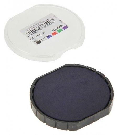 Сменная штемпельная подушка E/r45 для Printer R45, Printer R45-dater, R2045, синяя Colop