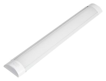 Светильник светодиодный Ecola, 20 Вт, 1600 Лм, 6500 К, Ip20, 600х75х25 мм  Ecola