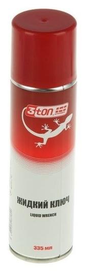 Жидкий ключ 3ton (Смазка проникающая), 335 мл  3ton