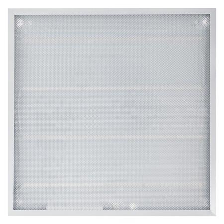 Панель светодиодная REV LP Slim Quadro, 48 Вт, 6500 К, призма, встр. драйвер, 595x595x19мм  REV