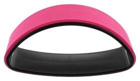 Полусфера-лотос для йоги 40 х 12 х 20 см, цвет розовый