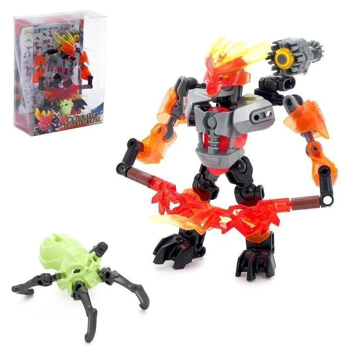 Робот конструктор «Защитник» NNB