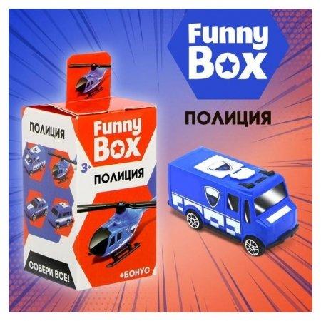 Набор для детей Funny Box Полиция Zabiaka