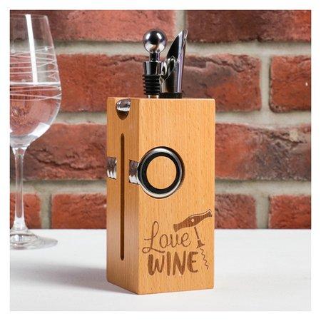 Набор для вина Love Wine, 23 х 7 см  NNB
