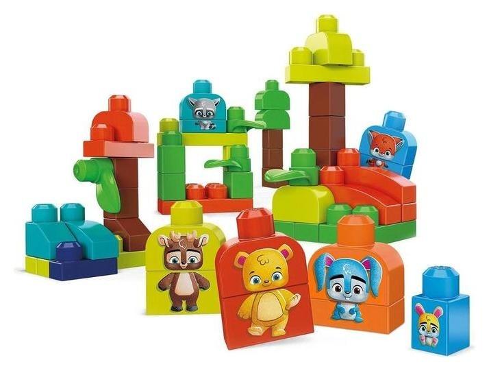 Игровой набор ЭКО «Лесные друзья» Mattel