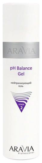Нейтрализующий гель Ph balance gel  Aravia Professional