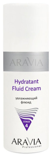"Увлажняющий флюид ""Hydratant fluid cream""  Aravia Professional"