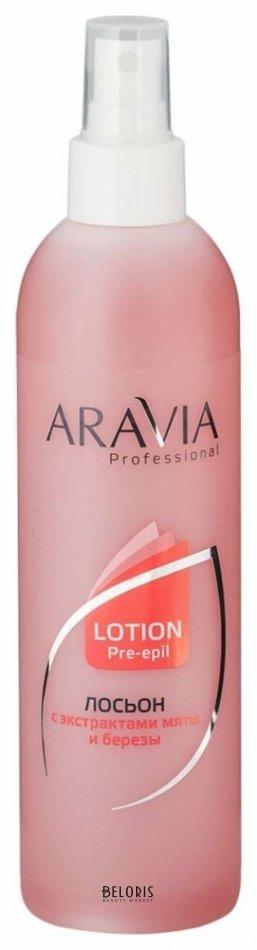 Купить Лосьон для тела Aravia Professional, Лосьон перед депиляцией, Россия