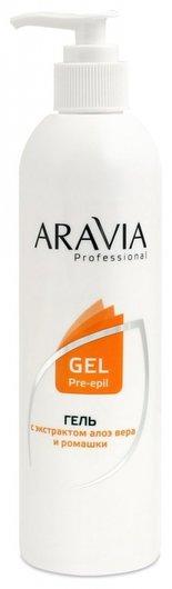 Гель перед депиляцией  Aravia Professional
