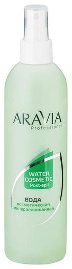 Вода косметическая минерализованная  Aravia Professional