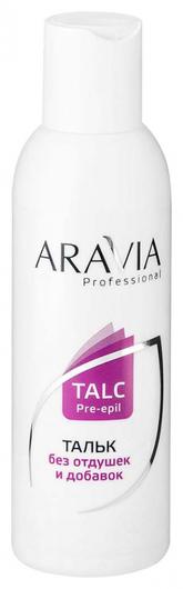 Тальк без отдушек и добавок  Aravia Professional