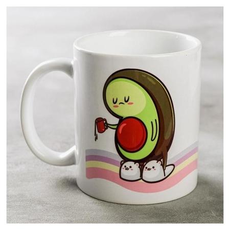Кружка Кружечка депрессо авокадо Дорого внимание