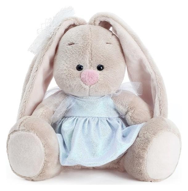 Мягкая игрушка «Зайка ми», в платье с голубем, 15 см, цвет платья Зайка Ми