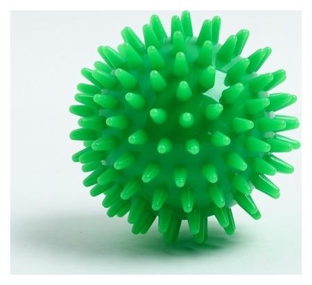 Мяч массажный ø7 см., цвет зеленый КНР