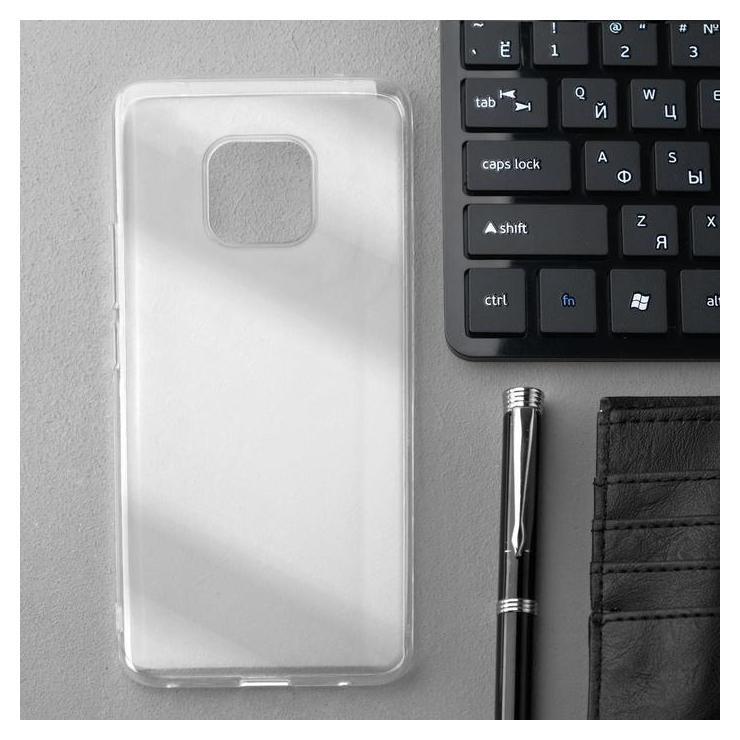 Чехол Innovation, для Huawei Mate 20 Pro, силиконовый, прозрачный Innovation