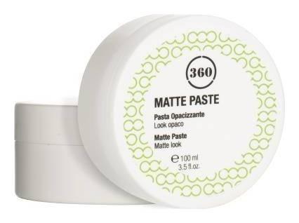 Паста для укладки волос Матовая Matte Paste  360