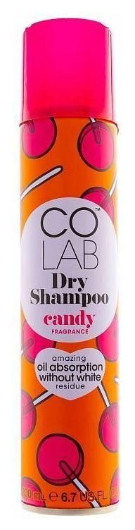 Шампунь для волос сухой Candy COLab