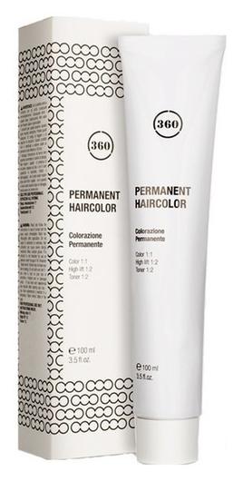 Краска для волос Permanent Haircolor  360