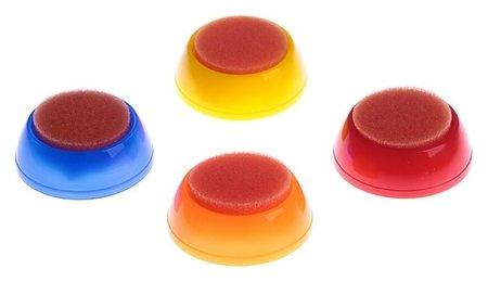 Увлажнитель для пальцев круглый, 4 цвета Стамм