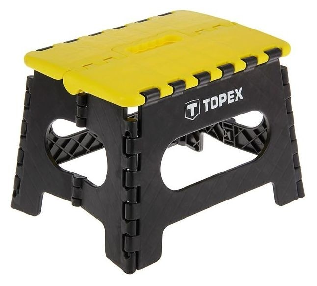 Табурет складной Topex, максимальная нагрузка 150 кг, высота 220 мм  Topex