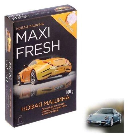 Ароматизатор Maxi Fresh, новая машина, под сиденье Maxi fresh