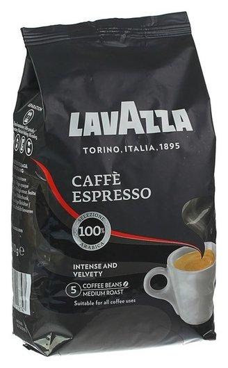 Кофе Lavazza Caffe Espresso, в зернах, высший сорт 1 кг  Lavazza