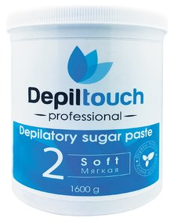 "Сахарная паста для депиляции ""Мягкая""  Depiltouch"