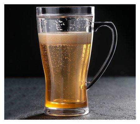 Кружка для пива охлаждающая, 420 мл  NNB