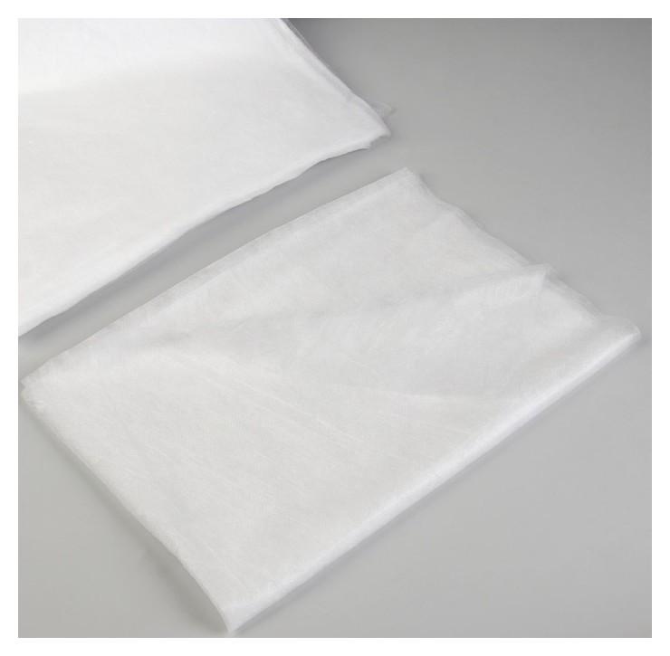 Салфетки косметические, хлопок, 40 × 40 см, 100 шт  NNB