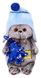 Мягкая игрушка «Басик Baby с елочкой», 20 см