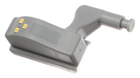 Светильник на дверную петлю, 3led, 0.25вт, 3000к, с батарейкой, тёпл. белый  LuazON