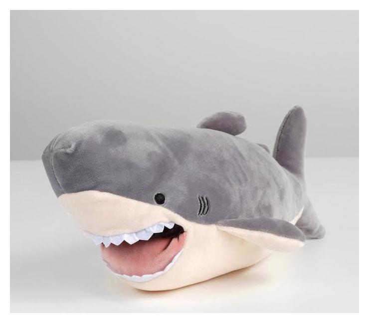 Мягкая игрушка «Акула», 34 см  NNB