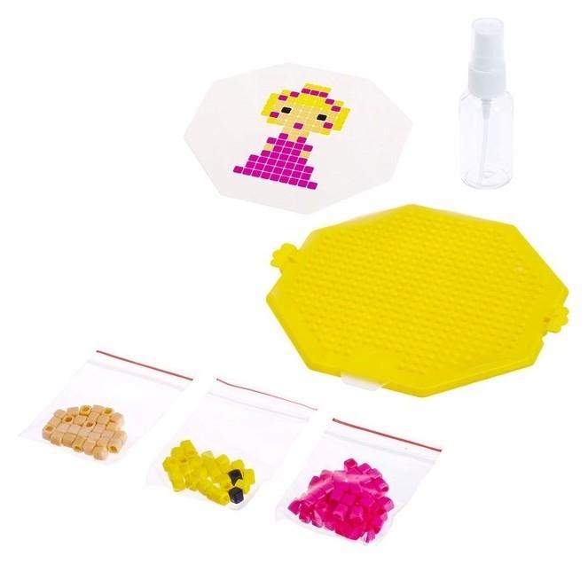 Аквамозаика для детей «Принцесса», 100 деталей, в пакете NNB
