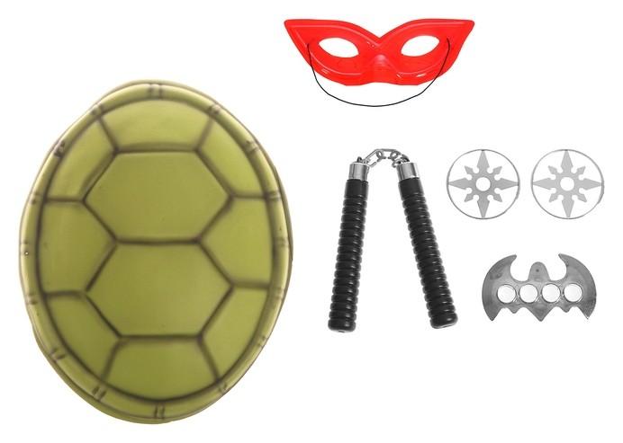 Карнавальный набор «Черепашки-ниндзя», 5 предметов  NNB