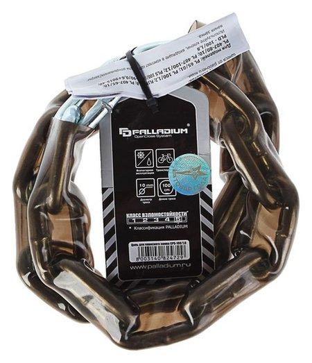 Цепь для навесного замка Palladium Cps-100/1,0  КНР