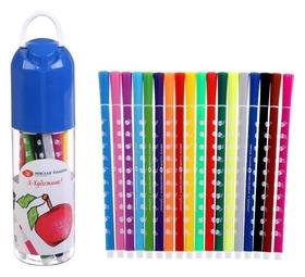 Фломастеры «Я - художник!», 18 цветов, в пластиковом пенале  Невская палитра