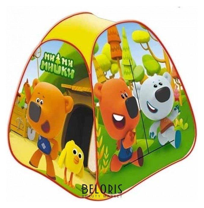 Детская палатка «Мимимишки», в сумке Играем вместе