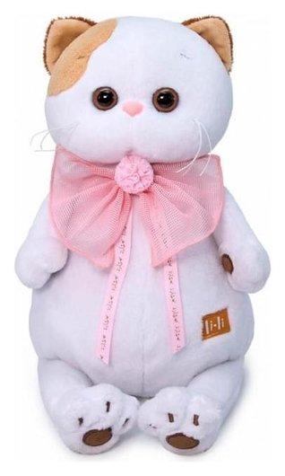 Мягкая игрушка «Ли-ли с розовым бантом», 24 см  Басик и Ко