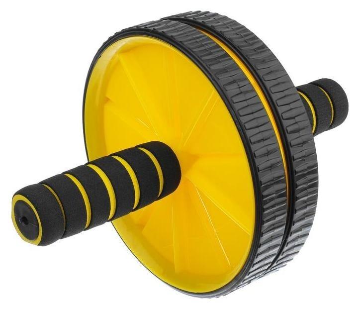 Ролик для пресса 2 колеса  Onlitop