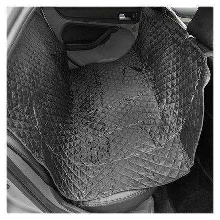 Накидка-гамак для перевозки животных и грузов, оксфорд, черный, 110х130 см  NNB