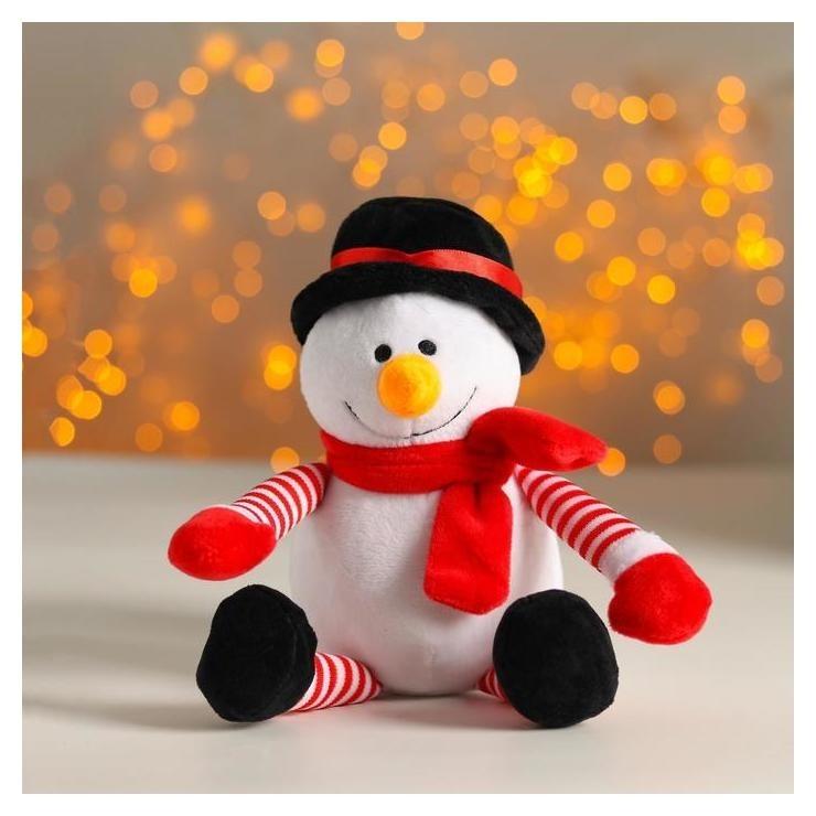 Мягкая игрушка «Снеговик» NNB