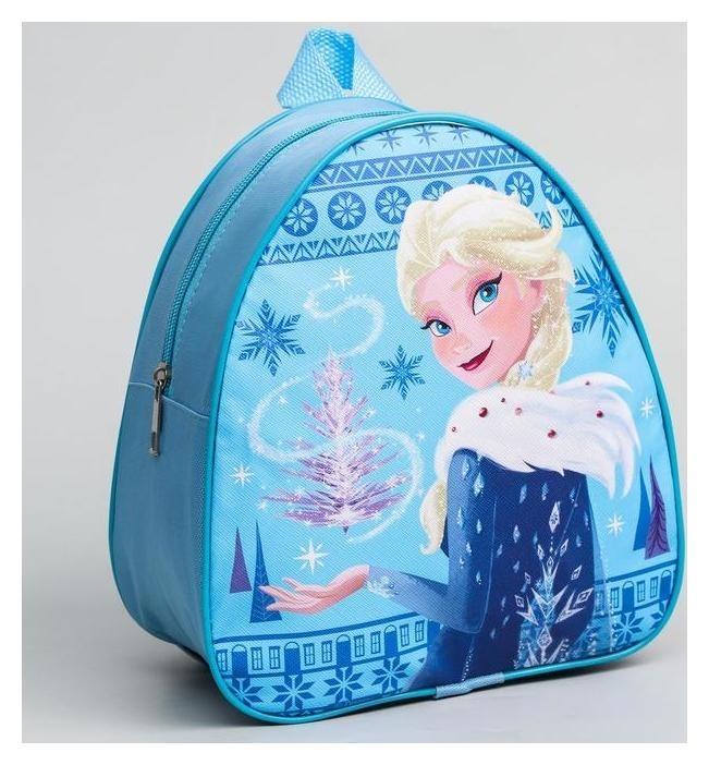 Рюкзак детский Magic Snow холодное сердце 23*20.5 см Disney