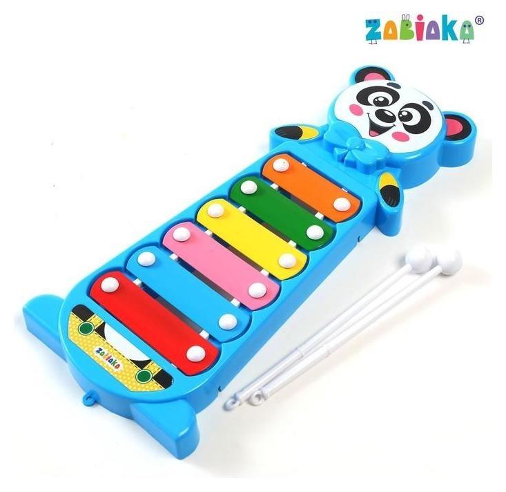 Металлофон «Панда»  Zabiaka