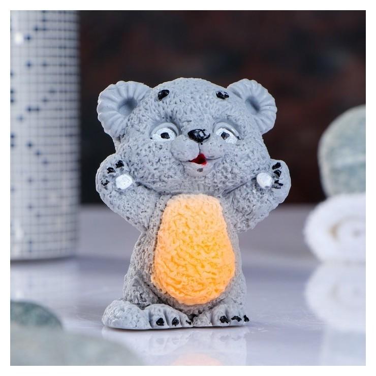 Мыло фигурное Тигруля с оранжевым пузиком КНР