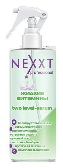 """Увлажняющая сыворотка для роста волос """"Жидкие витамины"""" Nexxt Professional"""