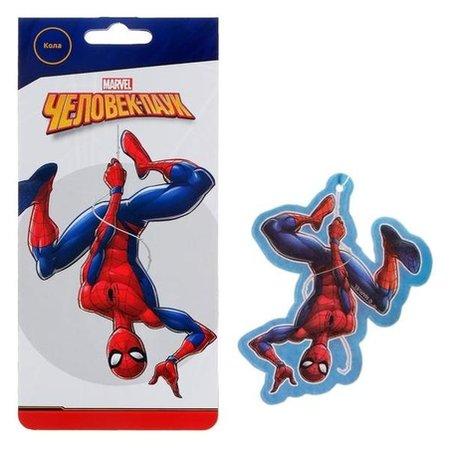 Ароматизатор подвесной Marvel человек-паук, кола  Marvel