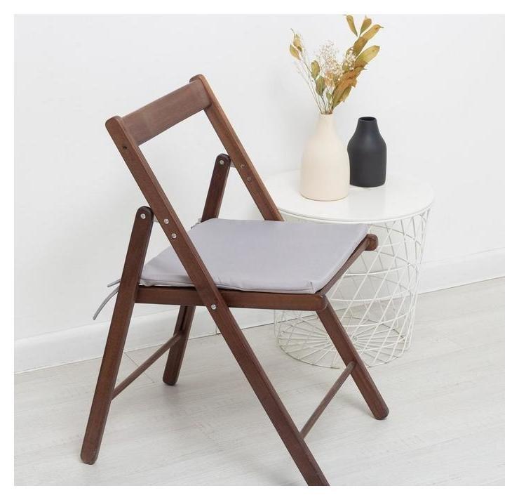 Сидушка на стул жаккард 40х40х1,5см  Witerra