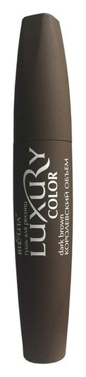 Тушь для ресниц «Королевский объем» Тёмно-коричневая  Белита - Витекс